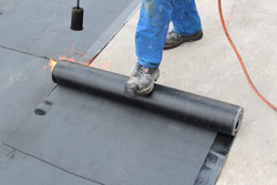 Residential and commercial flat roofs in OK