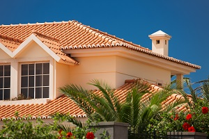 tile roofing installation